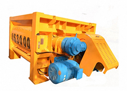 Twin Shaft Continuous Mixer